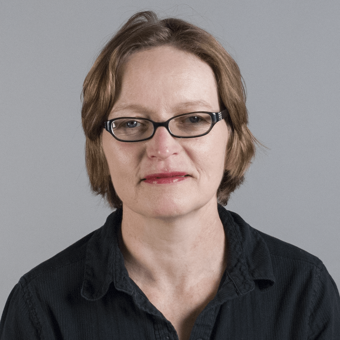 Portrait of Tenured Penn State Department of Architecture Associate Professor Christine Gorby