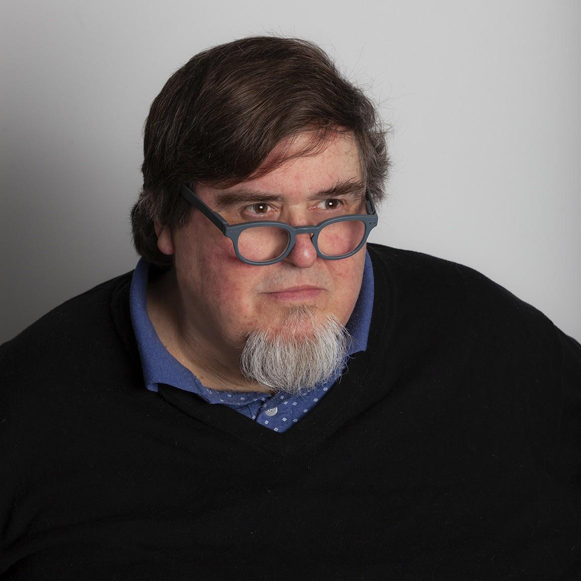 Headshot of Penn State Associate Professor of Art History Craig Zabel