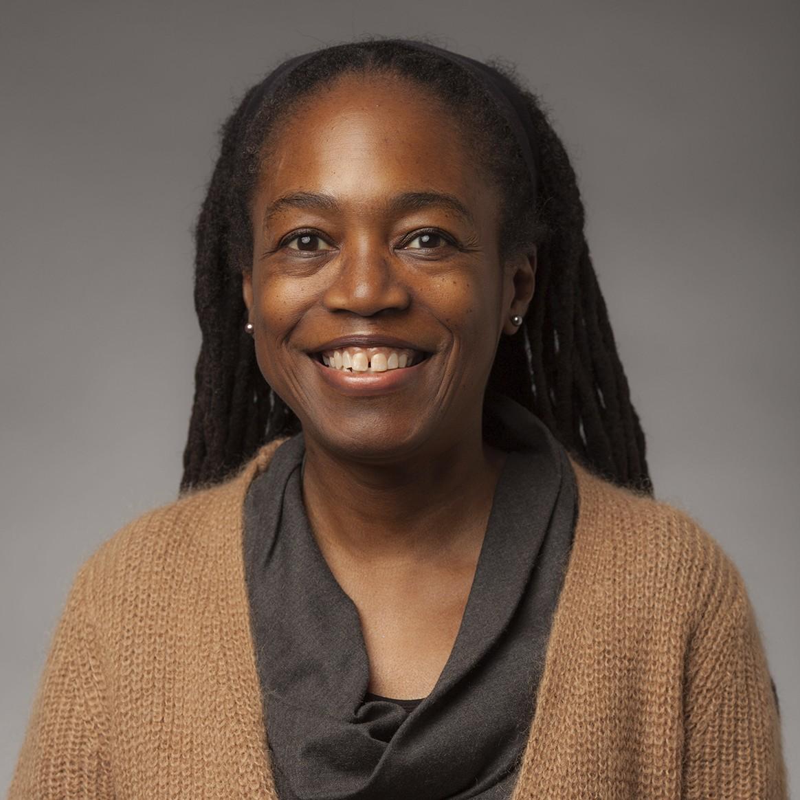 Headshot of Penn State Department of Architecture Assistant Professor Felecia Davis