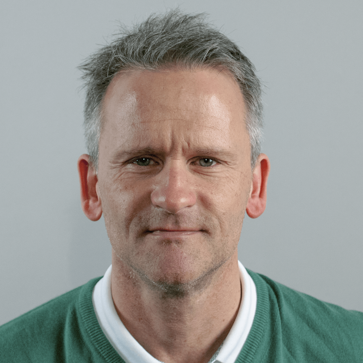 Portrait of Tenured Penn State Department of Architecture Associate Professor James Cooper