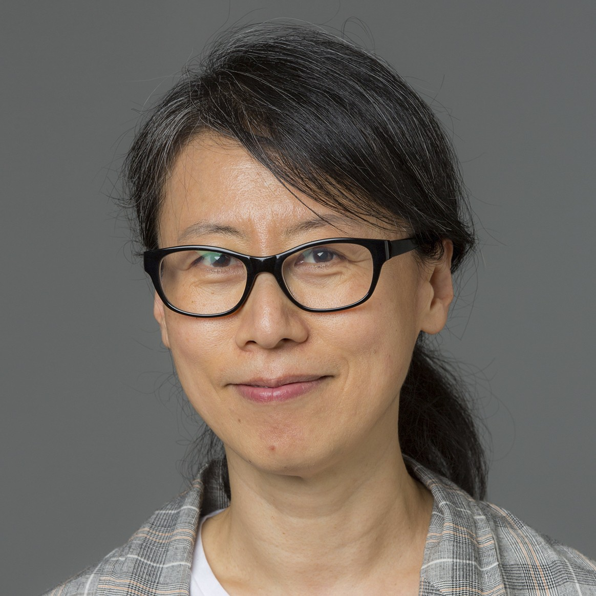 Head shot of Penn State Assistant Professor of Art Education and Women's, Gender, and Sexuality Studies Michelle Bae-Dimitriadis