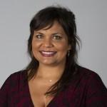 Headshot of Penn State Department of Art History Assistant Teaching Professor Naomi Pitamber