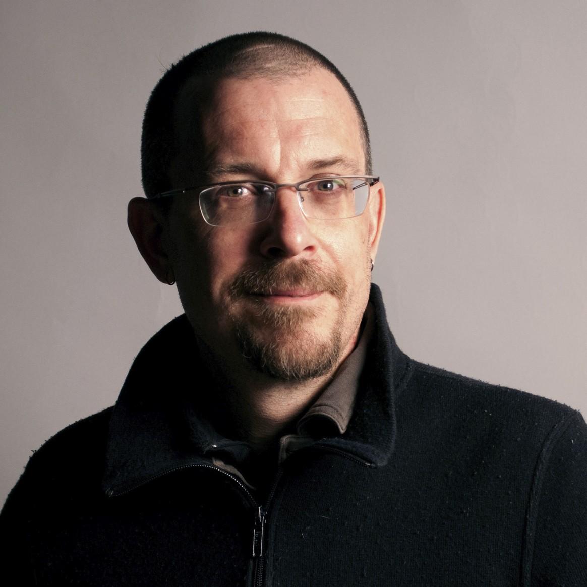 Portrait of Penn State Department of Architecture Associate Professor Peter Aeschbacher
