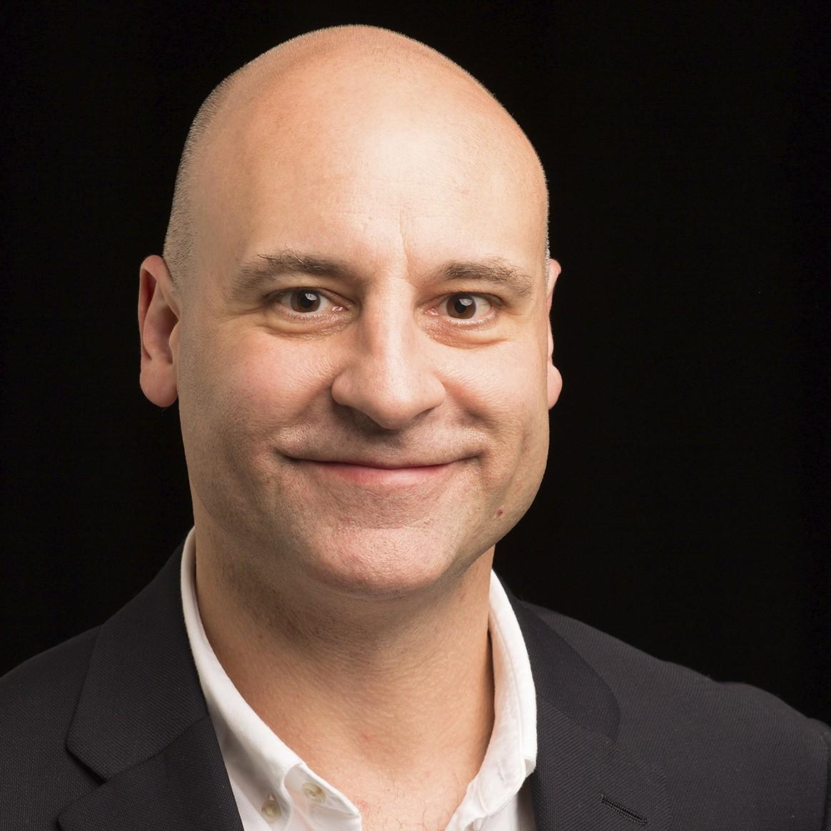 Head shot of Penn State Assistant Professor, Theatre History and Criticism Sebastian Trainor