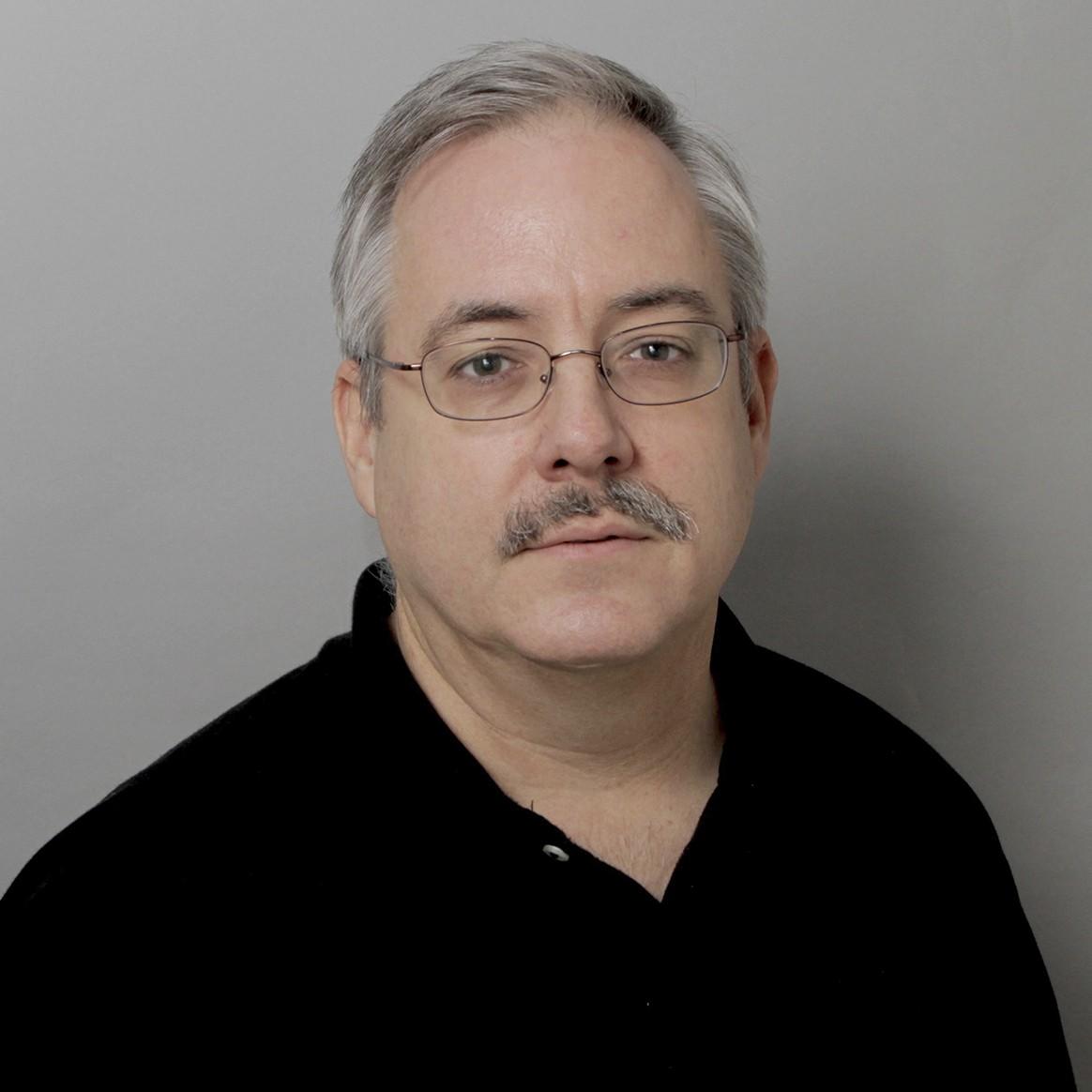 Headshot of Penn State Landscape Architecture Associate Professor Stuart Patton Echols