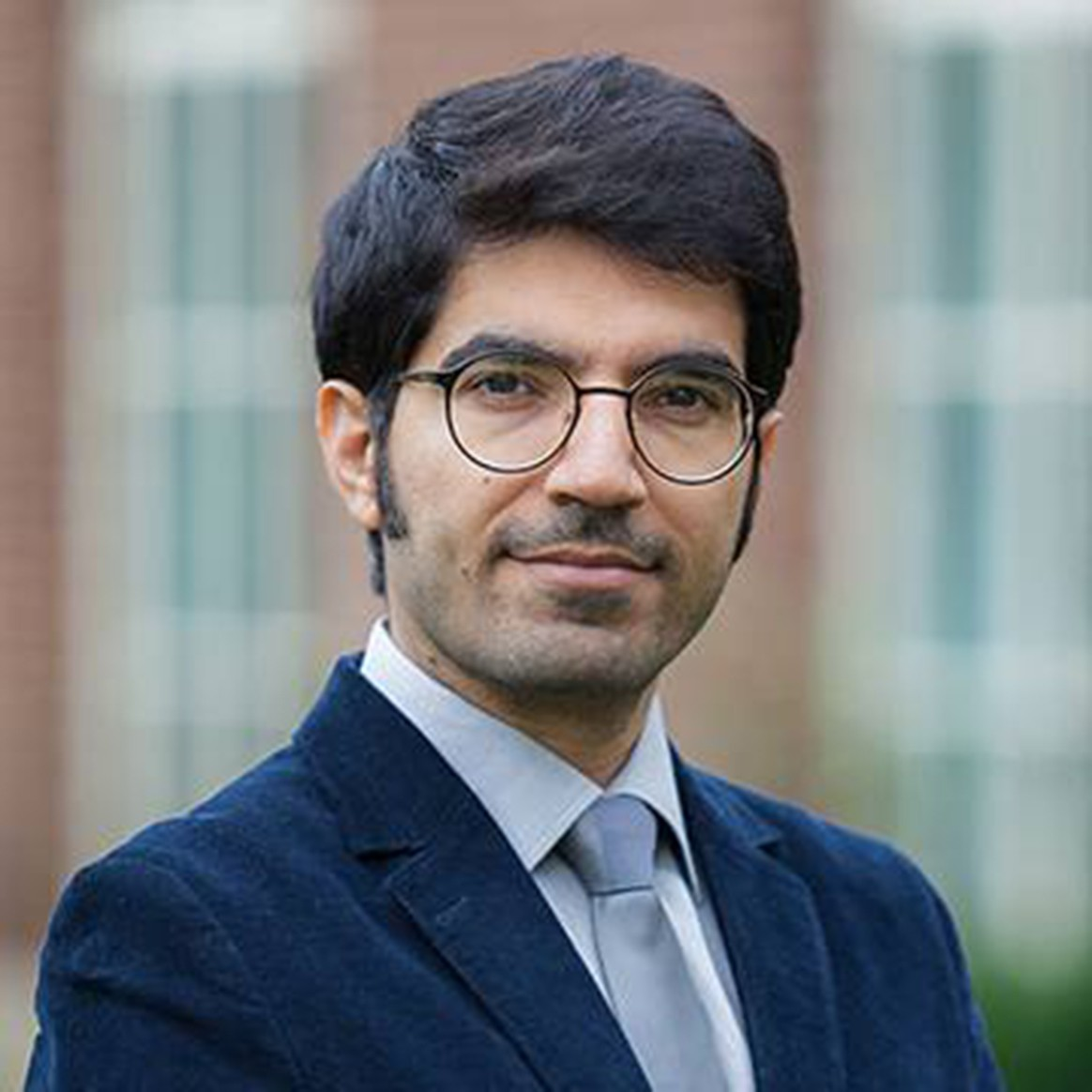 Headshot of Penn State Studio Art Adjunct Lecturer Amirmasoud Agharebparast
