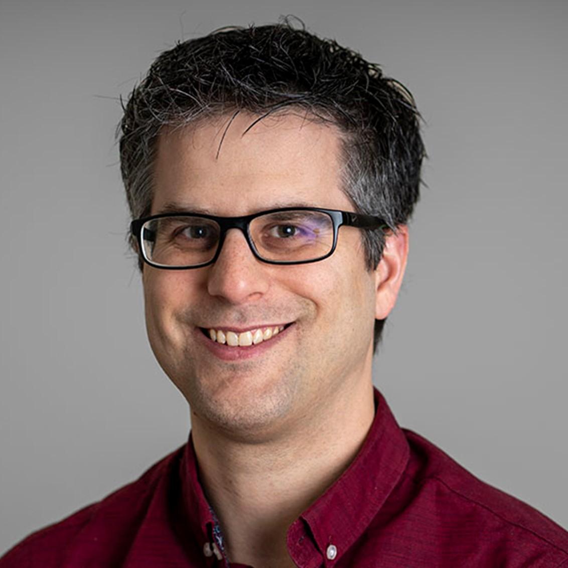 Headshot of Travis Flohr