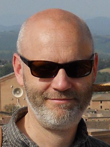 Headshot of Penn State Associate Professor of Art Paul Chidester