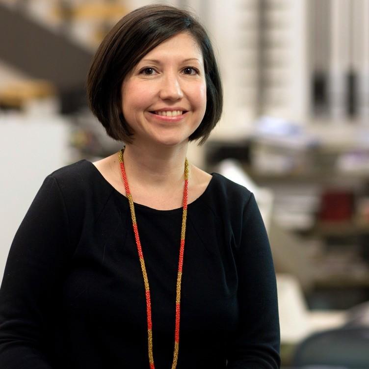 KieranTimberlake principal and Penn State Architecture alumna Marilia Rodrigues.