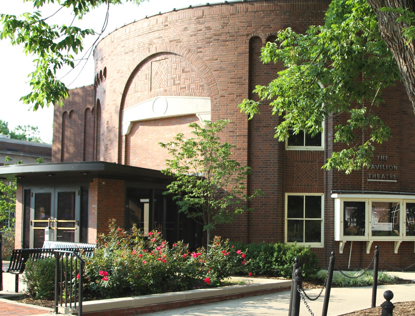 Pavilion Theatre on Penn State's University Park campus