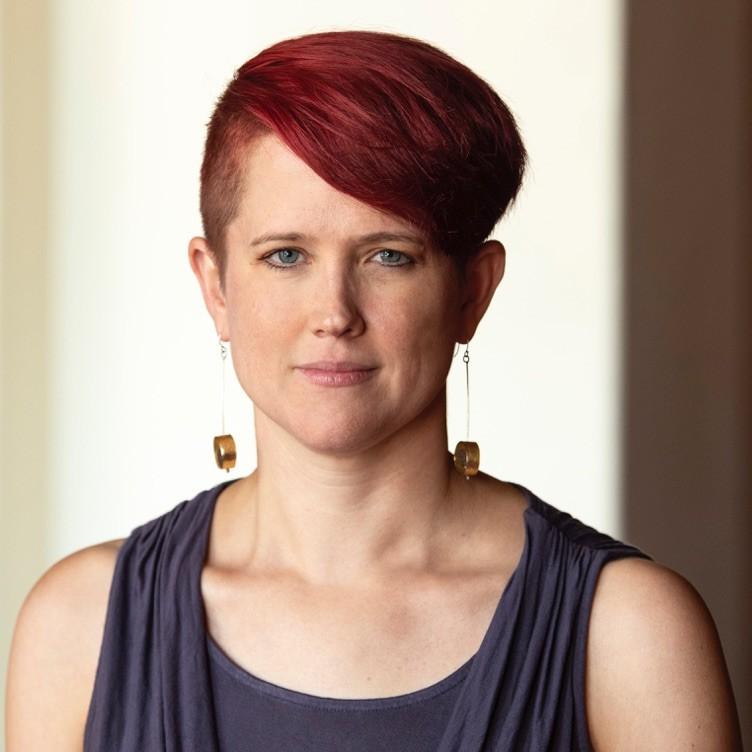 Metropolitan Opera design director Karin Satrom.