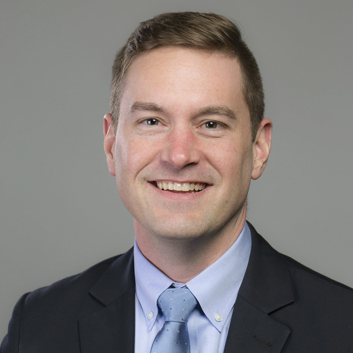 Headshot of Penn State Music Education Assistant Professor Bryan Nichols