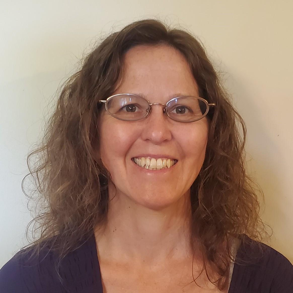 Headshot of Lisa Jenkins, ethnomusicologist