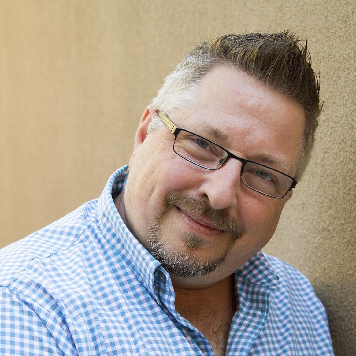 Headshot of Penn State Director of Jazz Studies Marko Marcinko