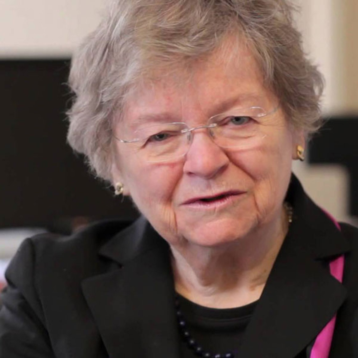 Headshot of Penn State Distinguished Professor of Music Maureen Carr