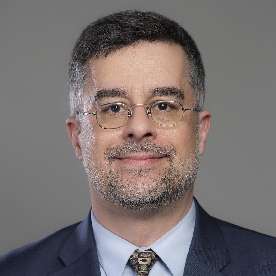 Headshot of Penn State Associate Professor of Music Education Robert Gardner