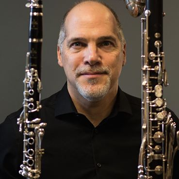 Headshot of Penn State associate professor of clarinet Anthony J. Costa