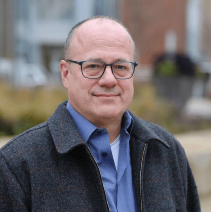 Headshot of Penn State Professor of Music Eric McKee