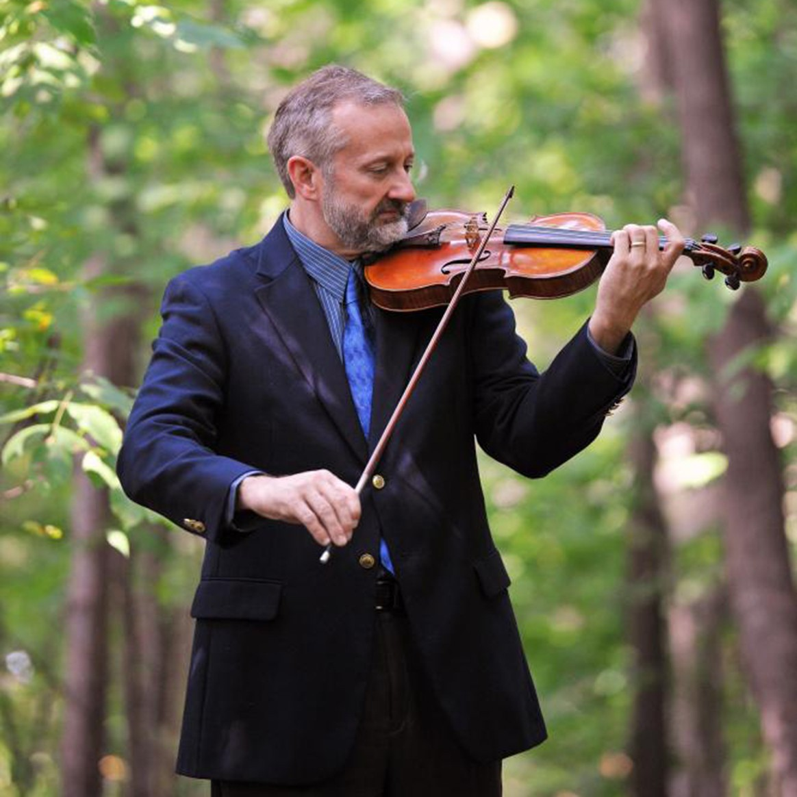 Headshot of Penn State Professor of Music James Lyon