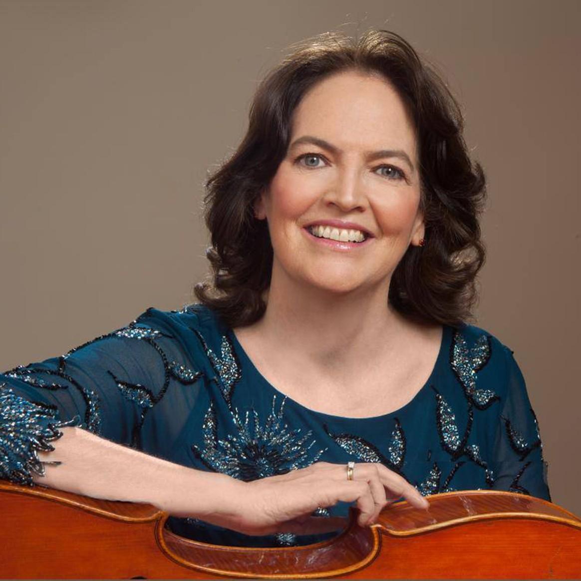 Headshot of Penn State Professor of Cello Kim Cook
