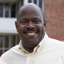 Headshot of Penn State Associate Professor and Assistant Director of Music Darrin Thornton