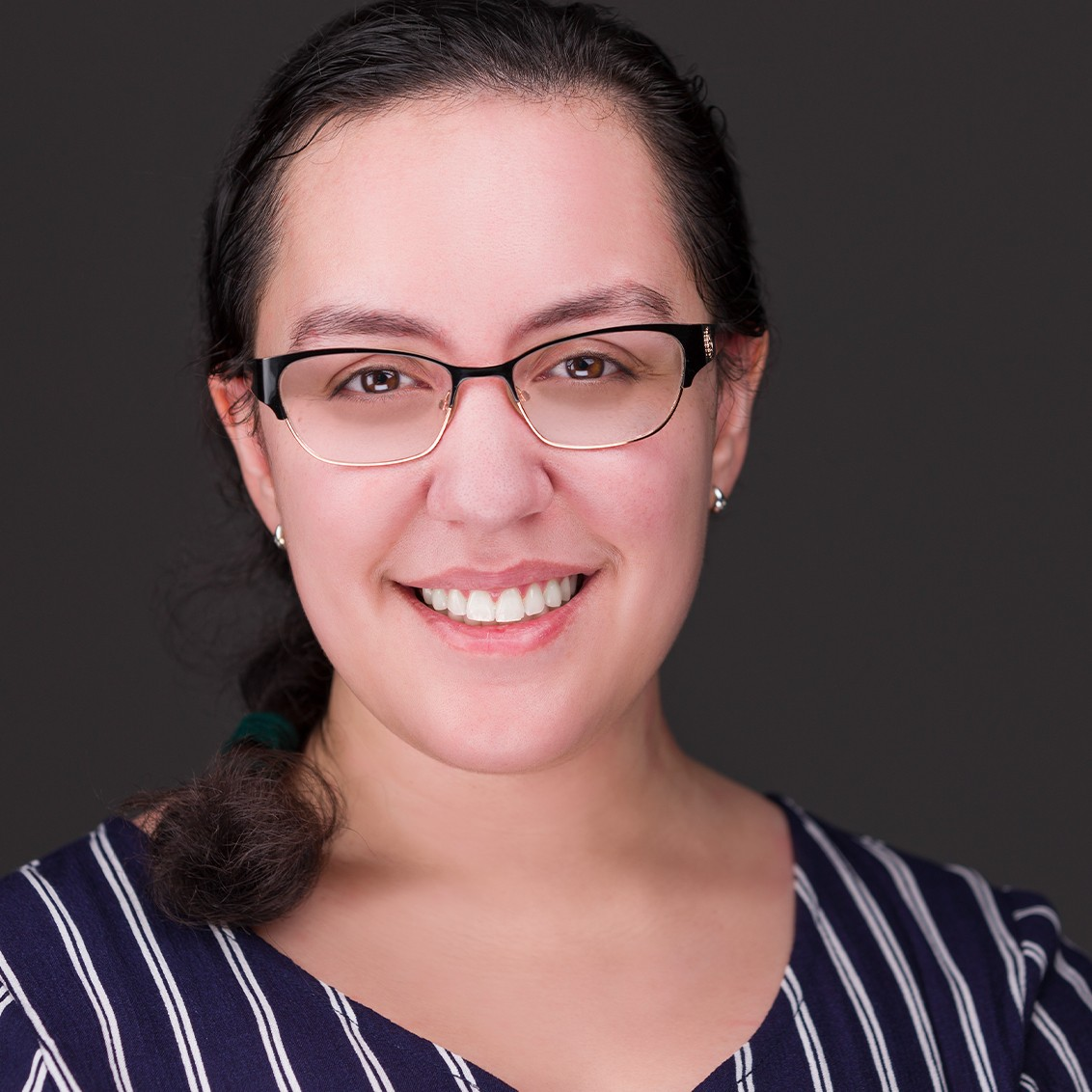 Portrait of Julie Romualdez