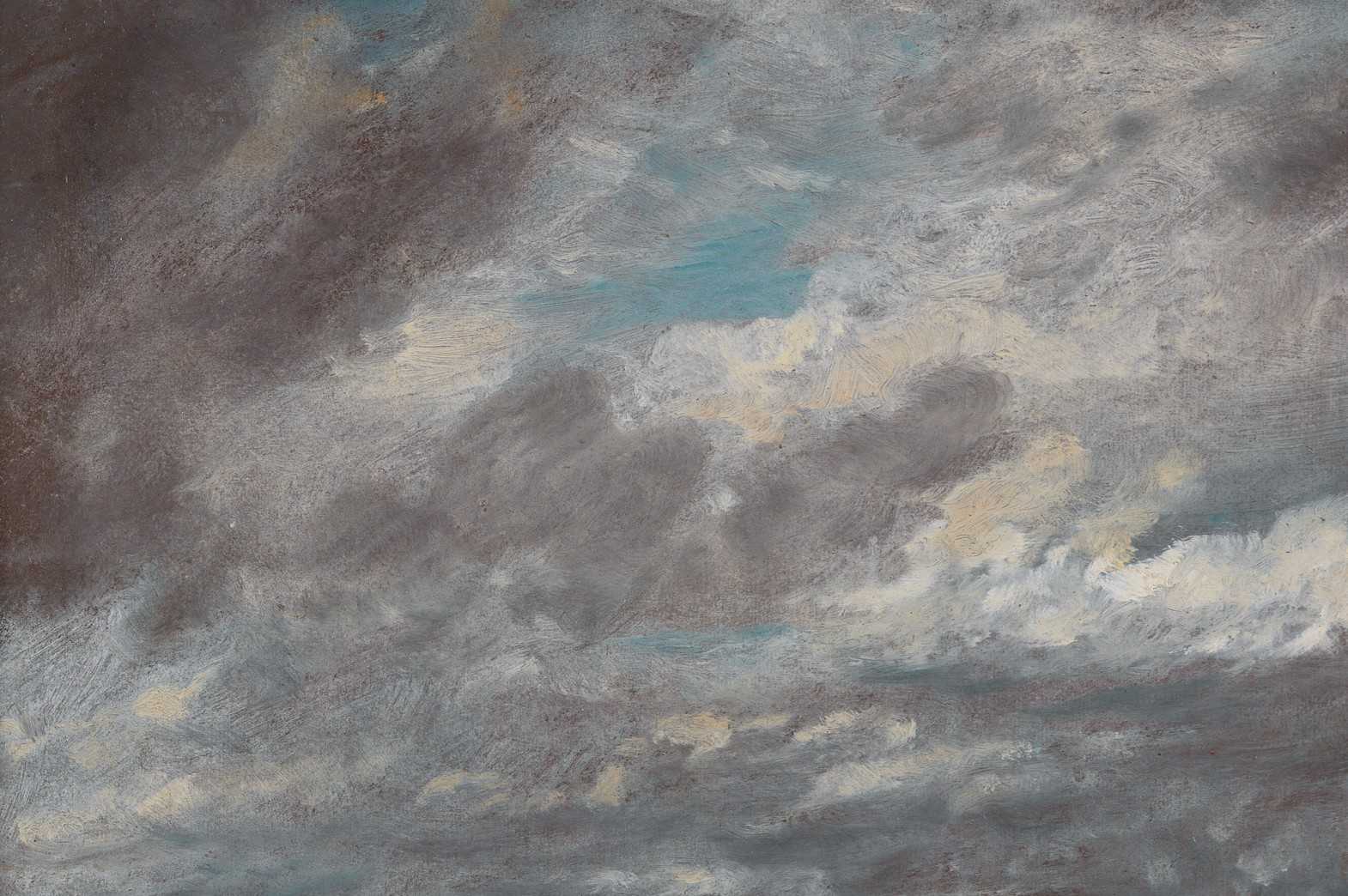 Seeing Constable's Clouds